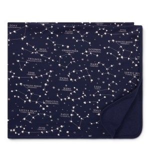 Constellation Cotton Blanket