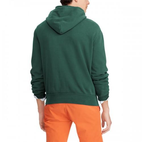 폴로 Cotton-Blend-Fleece Hoodie