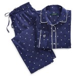 Polka-Dot Sleep Set