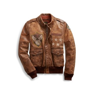 A-2 Leather Jacket
