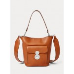 Calfskin Mini RL Bucket Bag