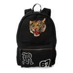 Tiger Patch Backpack
