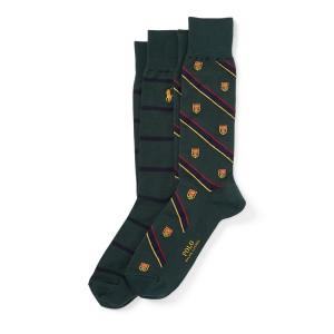 Club Trouser Socks 2-Pack