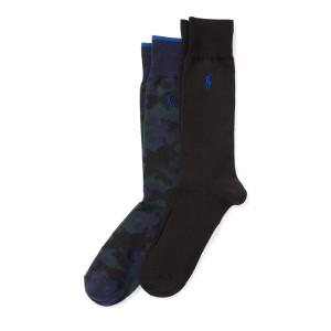Camo Trouser Sock 2-Pack