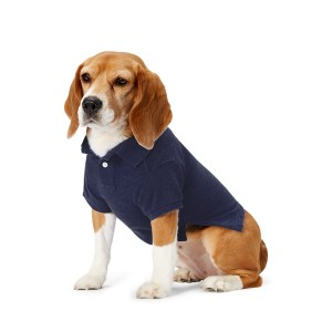 Cotton Piqu&eacute Dog Polo Shirt
