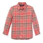 Plaid Tunic Shirt