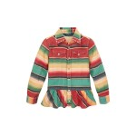 Serape Cotton Western Shirt