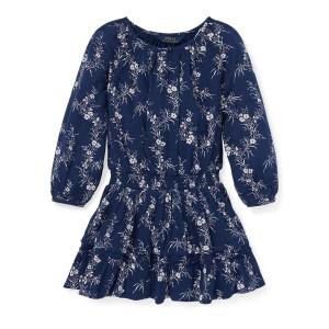 Floral Gauze Boho Dress