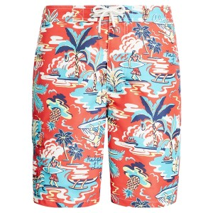 Kailua Tropical Swim Trunk