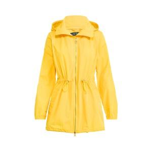 Water-Repellent Zip Jacket