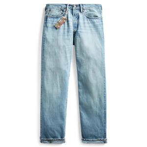 Straight Fit Selvedge Jean