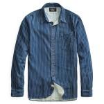 Striped Indigo Workshirt