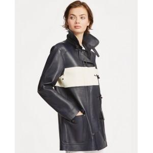 Bonded Lambskin Jacket