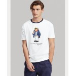 Classic Fit Captain Bear Tee