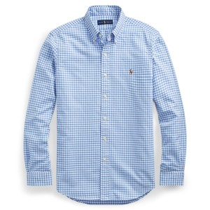Classic Fit Gingham Shirt