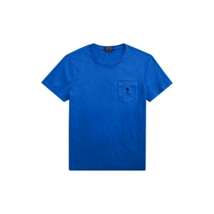 Classic Fit Pocket Tee