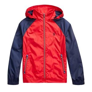 Packable Hooded Jacket