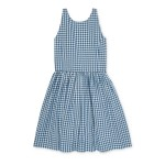 Gingham Cotton Dress