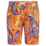 Paisley Spa Terry Cotton Short
