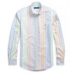 Classic Fit Striped Shirt
