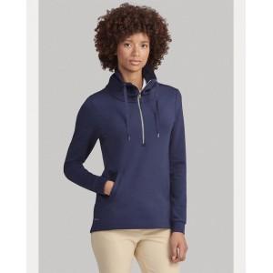 Wicking Half-Zip Pullover