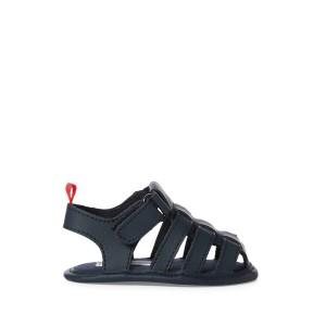Darrell II Leather Sandal