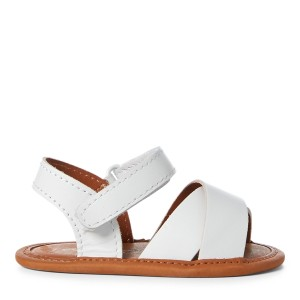 Trace Leather Sandal
