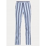 Tailored Striped Stretch Pant