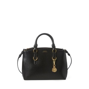 Saffiano Leather Mini Satchel