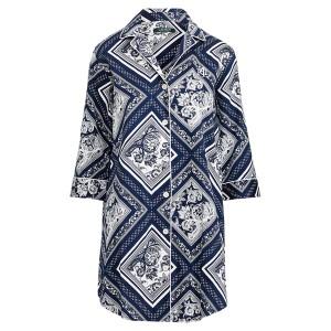 Sateen Sleep Shirt