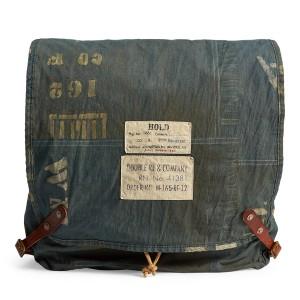 Cotton-Blend Backpack