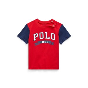 Polo Graphic Jersey Tee