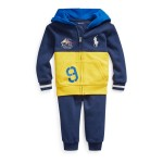 French Terry Hoodie  Pant Set