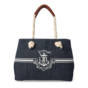 Anchor Denim Tote