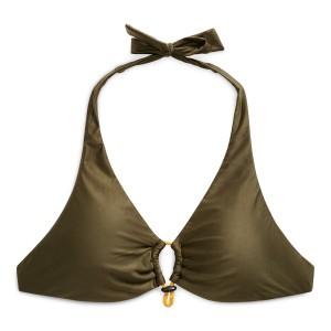 Bungee Halter Bikini Top