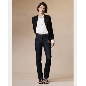 Reede High-Rise Straight Jean