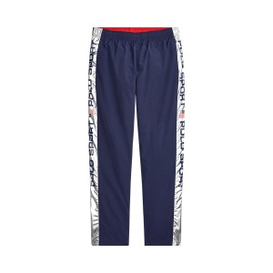 Limited-Edition Navy Pant