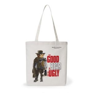 Polo Bear Film Canvas Tote Bag