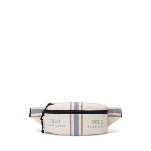Polo Laundry-Stripe Fanny Pack