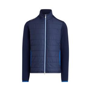 Stretch Wool Golf Jacket
