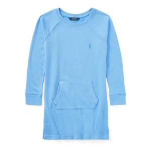 Terry Sweatshirt Dress