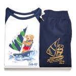 Polo Bear Swim Set