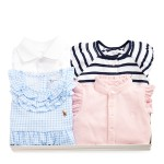 Cotton Romper 4-Piece Gift Set