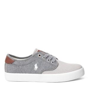 Luwes Cotton Canvas Sneaker