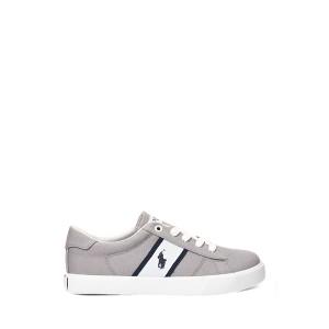 Geoff Canvas Low-Top Sneaker