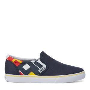 Landyn Flag Cotton Sneaker