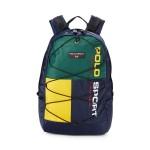 Nylon Polo Sport Backpack