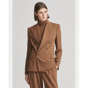 Elias Wool Gabardine Jacket