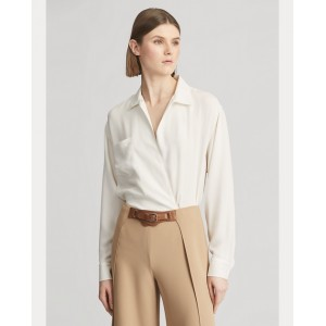 Corinna Silk Georgette Shirt