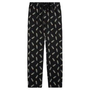 Polo Bear Cotton Pajama Pant